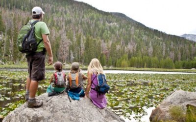 Rocky Mountain National Park Series: Fun for the Kiddos!